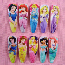 Hot Princess Hair Pin Hair Clip For Girls Hairclips Hairpins  Hair Accessories 2pcs/lot