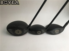 Brand New 12PCS Boyea XR Golf Complete Set Men Golf Clubs Driver + Fairway Woods + Irons Golf Clubs for Men Ship by EMS