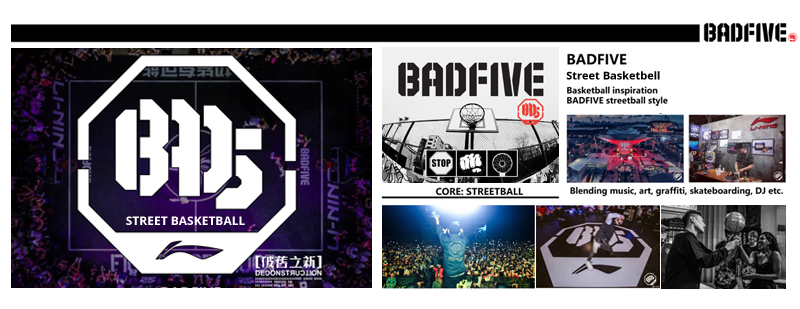 bad five