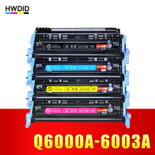 1Pcs Q6000A Q6001A Q6002A Q6003 Toner Cartridge For HP Color Laserjet 1600 2600n 2605 2605dn 2605dtn CM1015 CM1017 Laser Printer