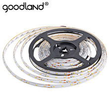 Goodland DC12V RGB LED strip light 60LED/m,5m IP65 Waterproof 3528 flexible LED strip White,White warm,Red,Green,Blue,Yellow