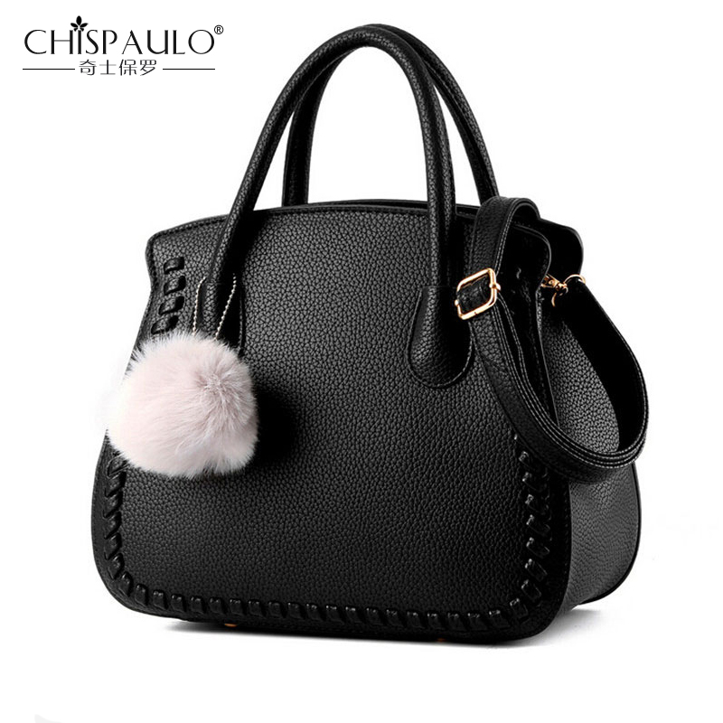 2017 Luxury Handbags Women Bag Designer Embossed Knitting Casual Tote Famous Brand Ladies Shoulder Bags High Quality PU Leather<br><br>Aliexpress