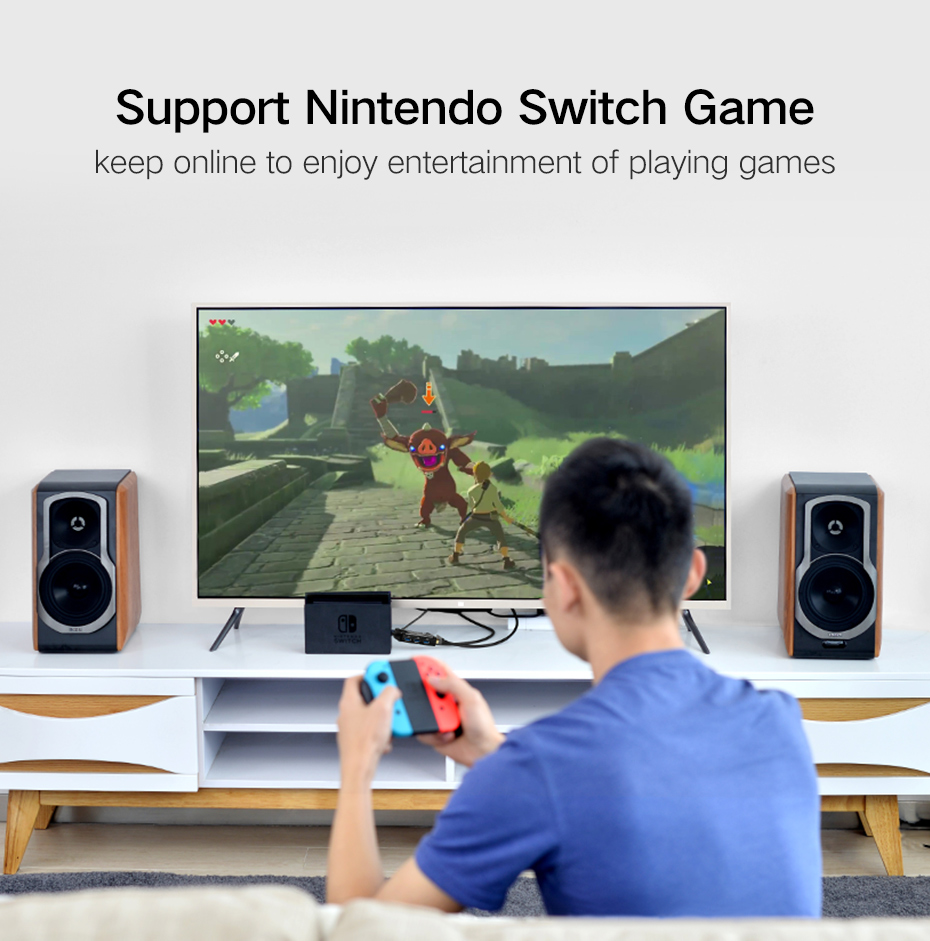 Ugreen USB 3.0 Ethernet Adapter USB 3.0 2.0 to HUB RJ45 Lan Network Card for Xiaomi Mi Box Nintendo Nintend Switch USB Ethernet 7
