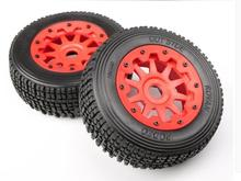 Baja 5SC Front Wheel Nylon Small Tire Field Tire Crossbreaker 95102