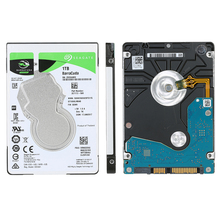 Seagate 1TB Laptop HDD Internal Notebook Hard Disk Drive 7mm 5400RPM SATA 6Gb/s 128MB Cache 2.5-inch ST1000LM048 Internal HDD
