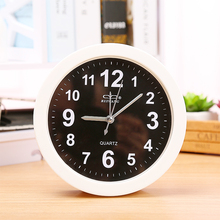Simple and Stylish Lazy Student Alarm Clock Bedroom Bedside Clock Digital Electronic Clock