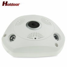 360 Camera IP 3MP Fish Eye Panoramic 1536P WIFI PTZ CCTV 3D VR Video IP Kamera Cam Micro SD Card Audio Remote Home Monitoring