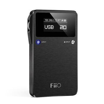 FiiO E17K  Portable headphone amp & DAC