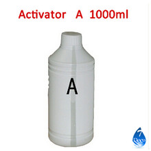 Free shipping Activator A 1000ml for Water Transfer Printing Film/trigger for hydrographic film, decorative material(China)