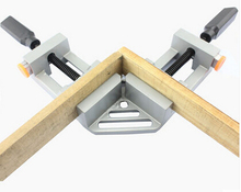 NEW Style Double handle 90 Degrees Angle Clamp Right Angle Woodworking Frame Clamp Angle clip clamp aluminum alloy frame type