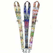 Free Shipping The Legend of Zelda Neck Strap Cell Phone ID Card Key Lanyard