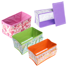 1pcs Fashion Cheap Brand New  Folding Multifunction Make Up Cosmetic Storage Box Container Bag Case   MTY3