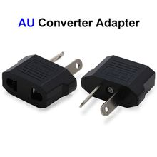 EU US AU Plug Adapter America European To Australia Universal AC Travel Power Adapter Converter Outlet