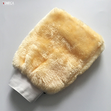 1pcs Anti Scratch Microfiber Rag Wash Car Cleaning Window Washer Household Wipe Exquisite Clean gloves Fast logistics speed(China)