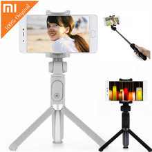 Xiaomi Monopod Foldable Bluetooth Selfie Stick Tripod Wireless Selfiestick Phone Camera Selfie Stick For Android iOS iPhone