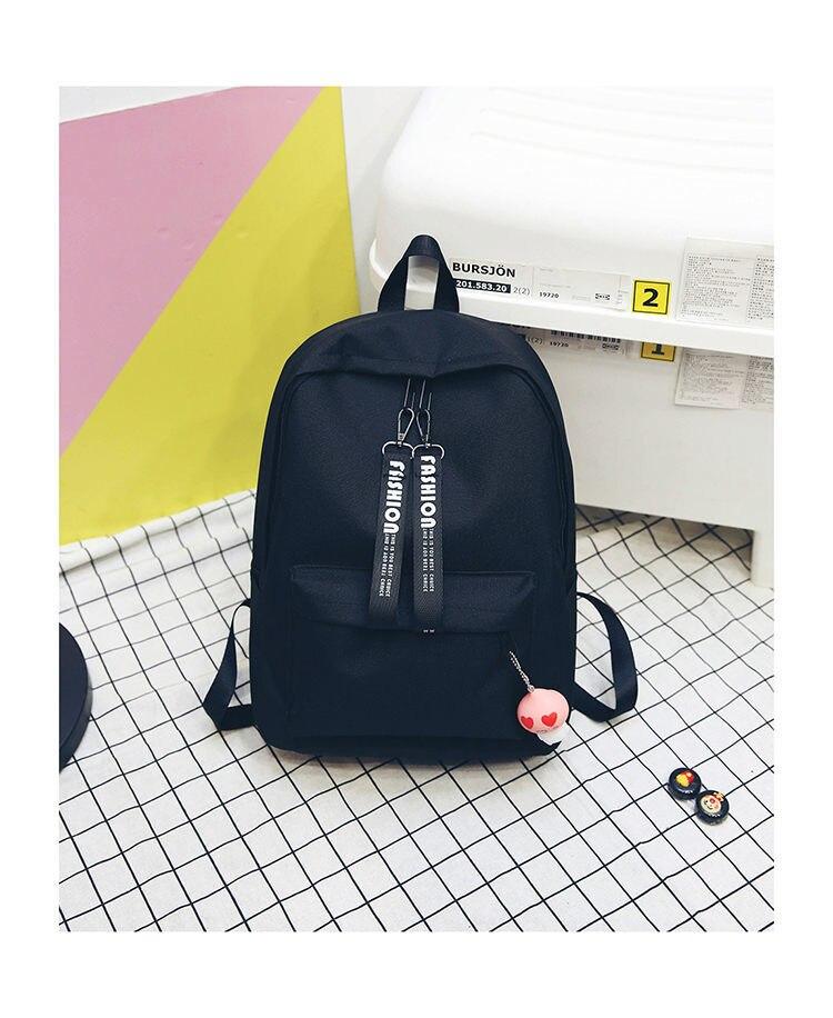 e131e034e1db Students School Backpack Japan Korean Style Backpack Children ...