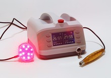 Positive Clinical trail proved 650nm&808nm pain relief soft laser physical therapy /low level laser instrument
