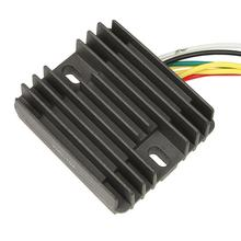 Black Motorcycle Voltage Regulator Rectifier Replacement Solid-state For Honda CB 500cc F CB 400cc F CB 550cc F/K3 CB 750cc