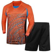 soccer goalie keepers top quality football goalkeeper wholesale long sleeve jersey suits