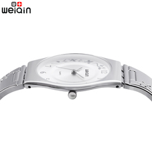 Buy WEIQIN Super Slim Quartz Women Watches Luxury Famous Brand Watches Women Female Ladies Clock Women Wrist Watch Montre Femme 2017 for $26.46 in AliExpress store