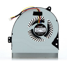 Notebook Computer Replacement Cpu Cooling Radiator Fan for ASUS A550 Series Laptops Cpu Cooler Fan T16(China)