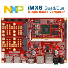 i.mx6quad computer board imx6 android/linux development board i.mx6 cpu cortexA9 board embedded POS/car/medical/industrial board(China)
