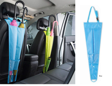 Home Car Foldable Case Umbrella Sheath Storage Organizer Hanging Long Bag Pouch YL Waterproof(China)