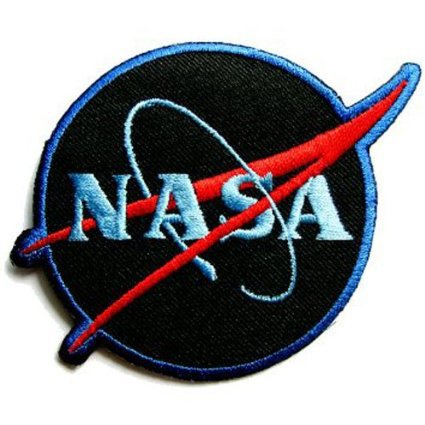 Nasa patches poster