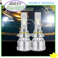 Value for money elegant M8 LED headlight PH-ZES kit 9012/HIR2 8000lm 36W 16000lm 72w IP68 Fog Driving Bulbs 100% plug and play