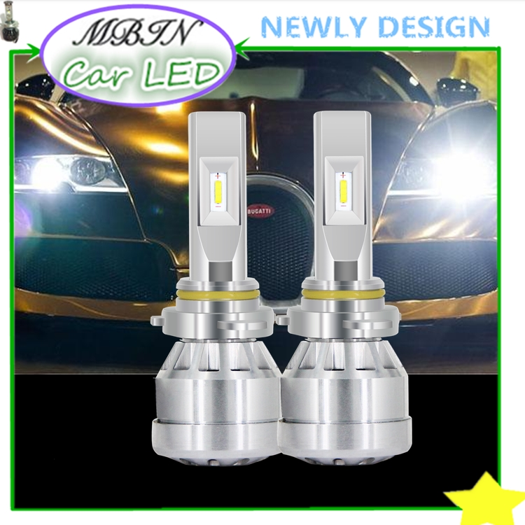 Value for money elegant M8 LED headlight PH-ZES kit 9012/HIR2 8000lm 36W 16000lm 72w IP68 Fog Driving Bulbs 100% plug and play(China)
