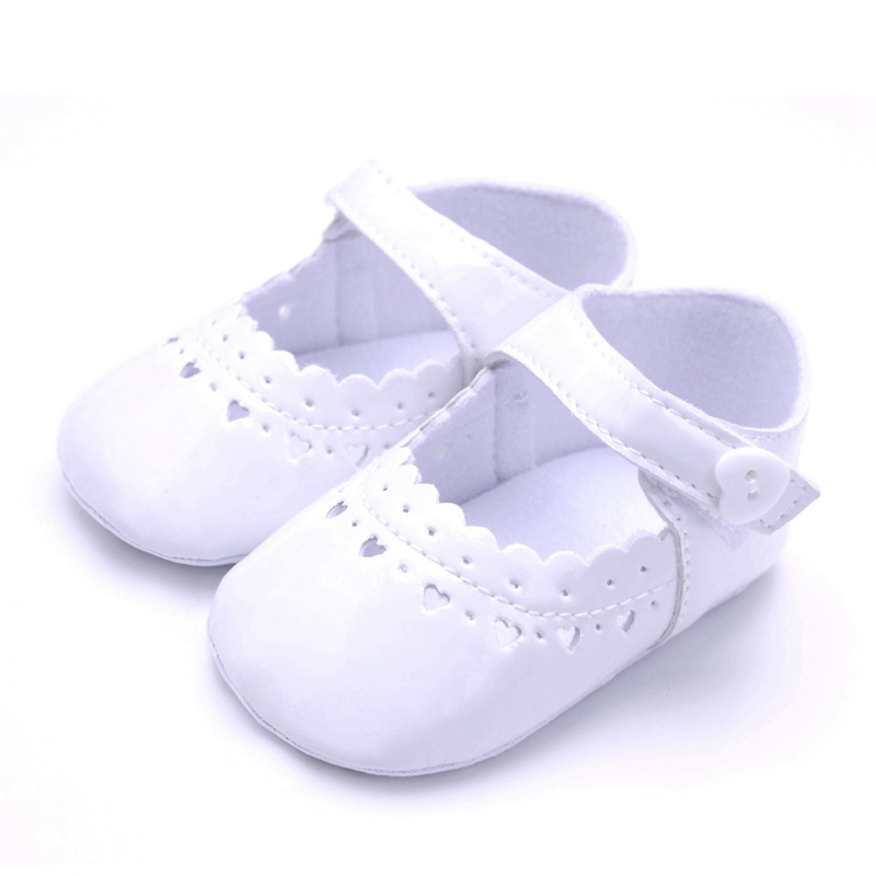 Flower Spring / Autumn Infant Baby Shoes Moccasins Newborn Girls Booties for Newborn 3 Color Available 0-18 Months 26