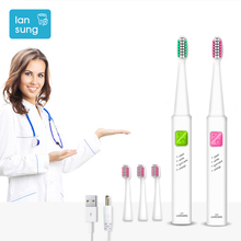 Electronic Toothbrush Lansung u1 Ultrasonic Toothbrush Electric Tooth Brush Electric Toothbrush Cepillo Dental Oral Hygiene 0
