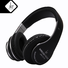 JKR 211B Bluetooth Headphone earphones Sports music Headset TF card Aux-in Hands-free for iPhone xiaomi Android Original(China)