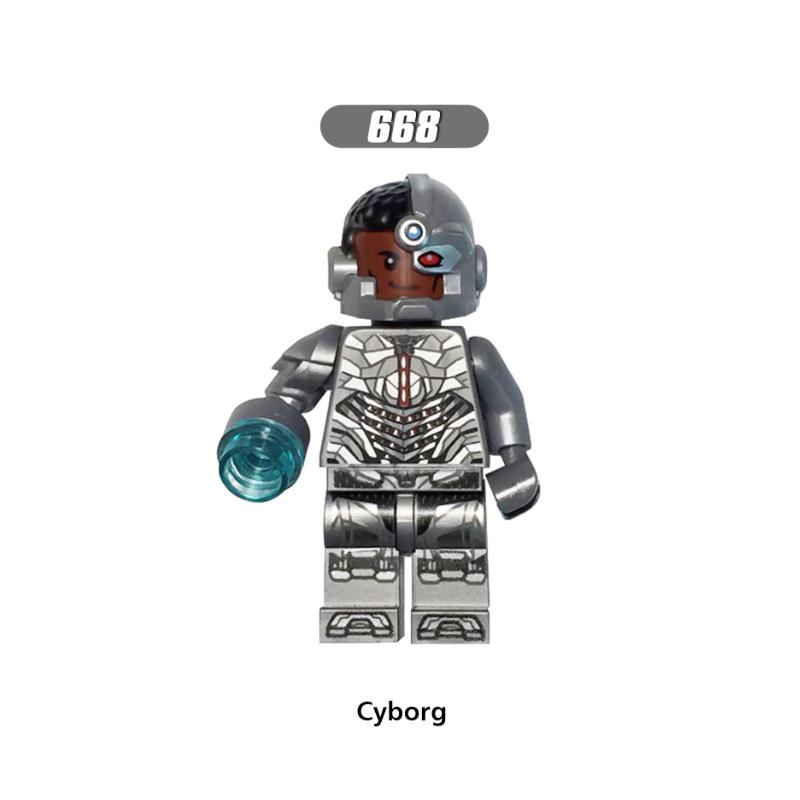 XH668-Cyborg