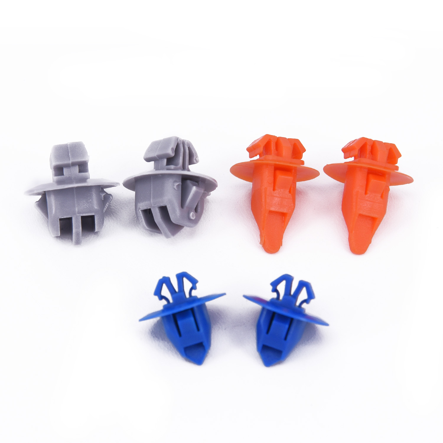 30pcs Car Door Trim Body Moulding Panel Clips For Toyota RAV4 4Runner FJ Cruiser