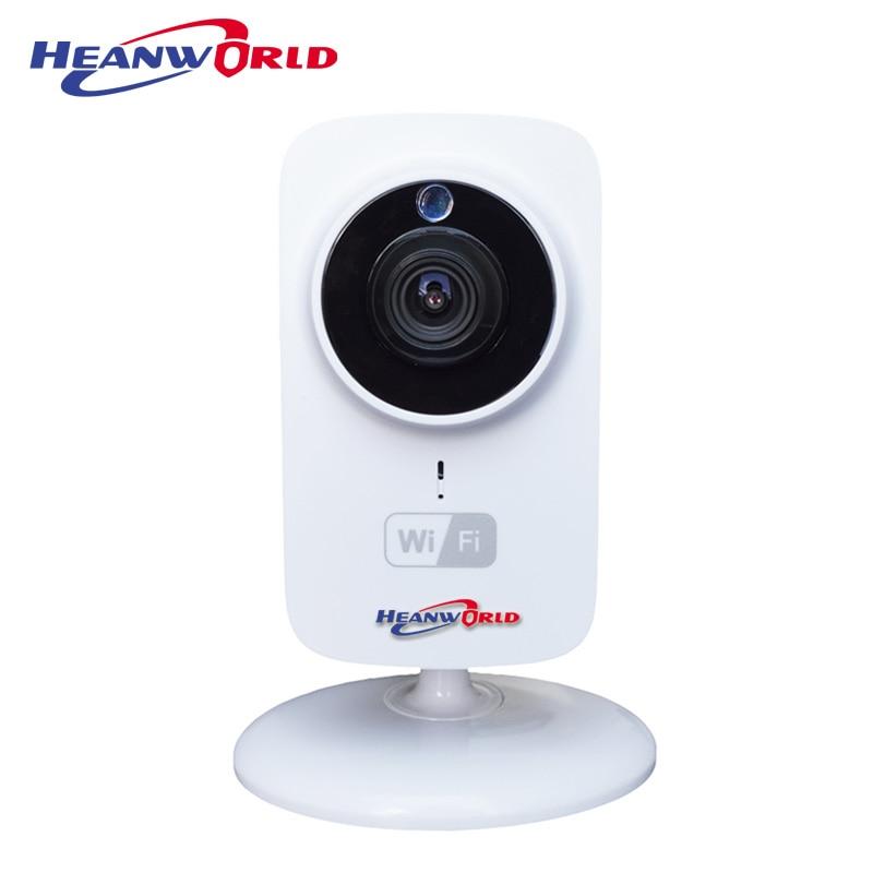 Mini IP Camera Wifi Baby Monitor CCTV Security Camera 720P Wireless Webcam Audio Surveillance HD Night Vision Cam Telecamera<br>