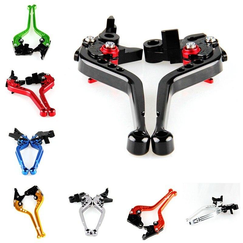 Motorcycle Accessories CNC Brake Clutch Levers for Kawasaki ZX6R/636 ZX10R Z1000SX/NINJA 1000/Tourer Z1000 Z750R  Handlebar<br><br>Aliexpress