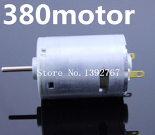 Mabuchi 28006 RS-380PH Hobby Motor 12V/8000RPM 24V/16000RPM Great for R/C Boat Apps 380 motor brush for Himoto HSP RedCat