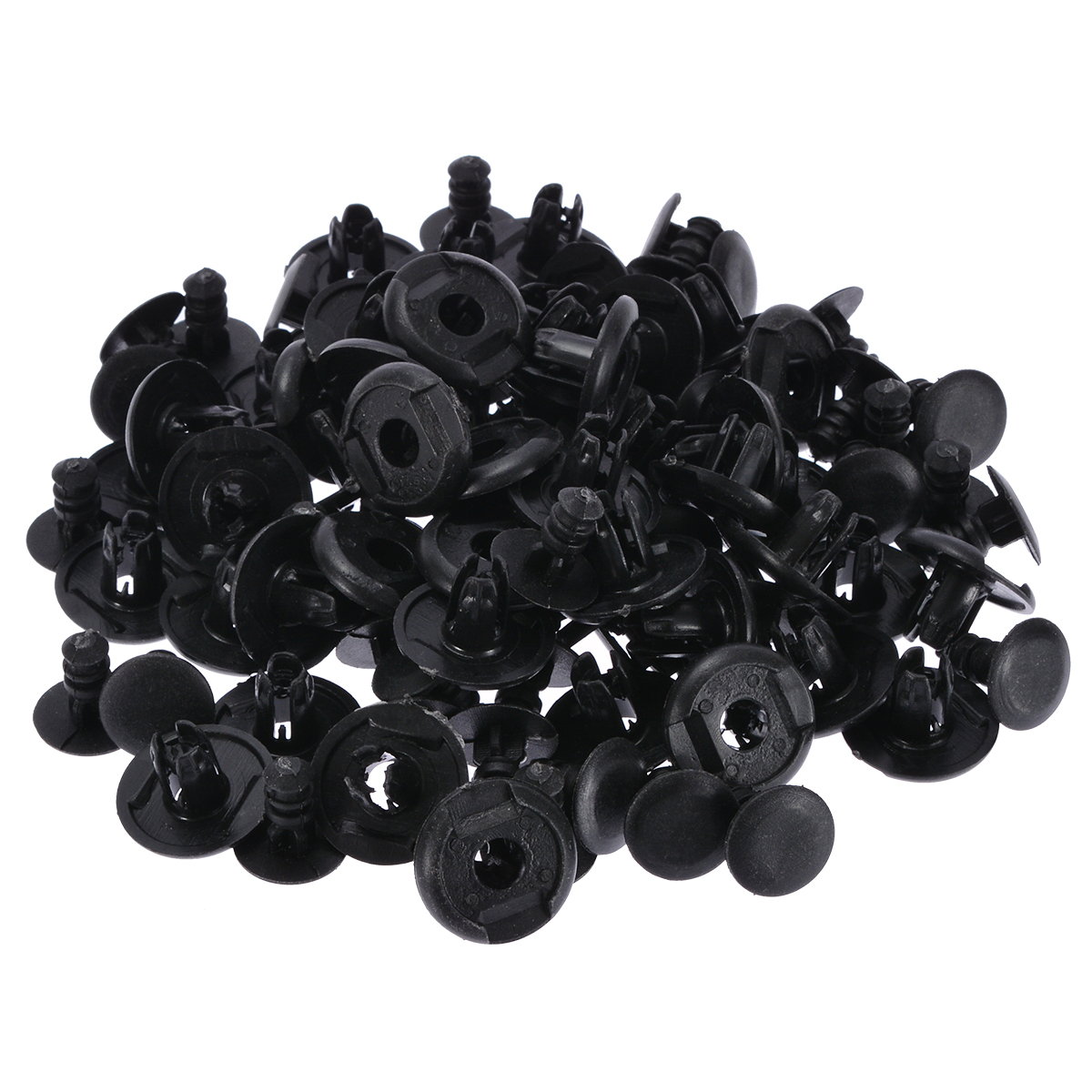 Treyues 50pcs Car Bumper Fender Retainer Clip For Suzuki Grand Vitara SX4 Swift X-90 XL-7 Wholesale