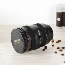 Pratical Undertakes To Lens SLR Camera kettle of Coffee Plastic Bottle Business Advertising Gifts Scale Plastic Coffee Tea