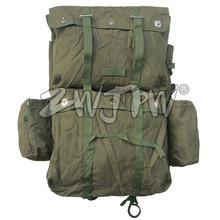Surplus Military Chinese Army PLA Type 65 Paratrooper Backpack Bag Knapsack CN/107213