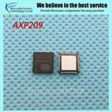 5PCS free shipping AXP209 QFN-48 Enhanced single Cell Li-Battery and Power System Management IC new original