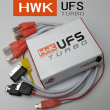 Original New UFS Turbo box UFS HWK BOX for Sam&NK UFST Box (Packaged with 4 cables)(China)
