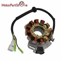 Stator Magneto Coil For YAMAHA BANSHEE 350 YFZ350 1995 - 2006 ATV Replaces OEM Motocross Motorcycle Parts