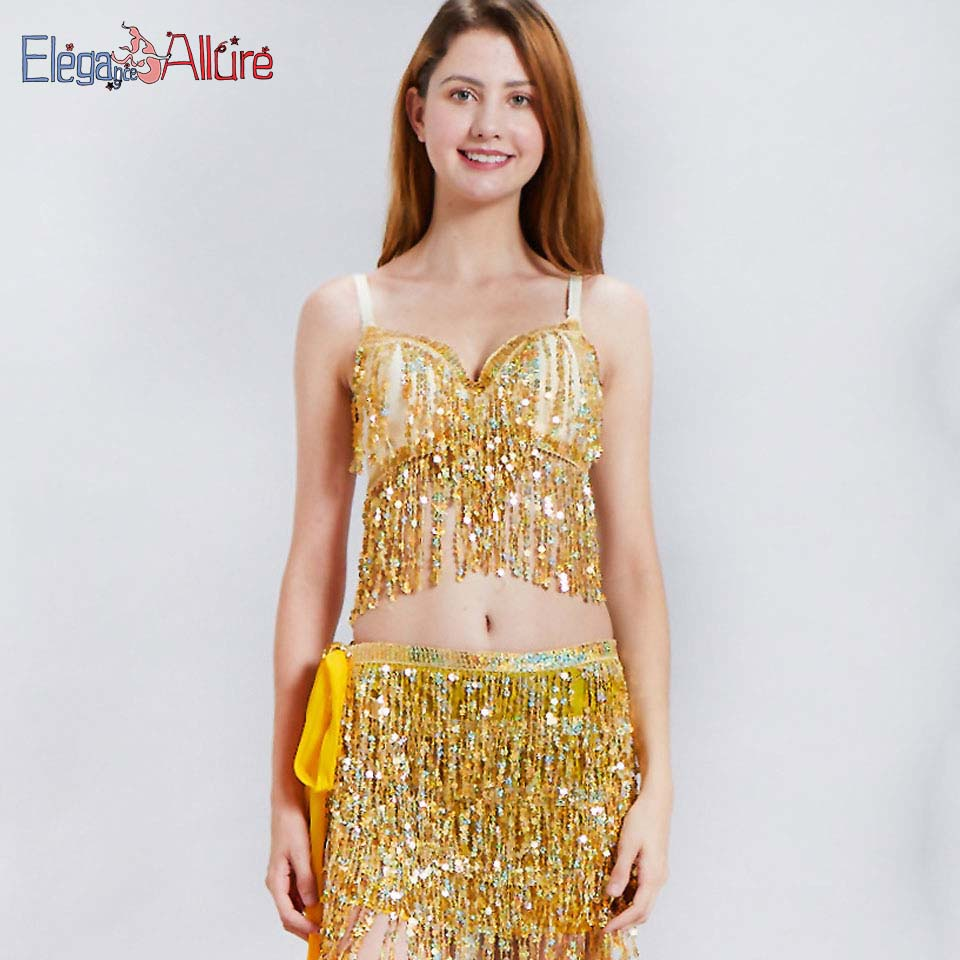 belly dance gold