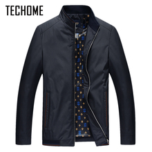 New Spring Jacket Men Overcoat Casual bomber Jackets Mens outwear Windbreaker coat jaqueta masculina veste homme Brand Clothing(China)
