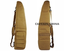 37.4'' Newest Military Holster Hunting Tactical Gun Carry Bag Shoulder Bag Fabric Gun Protection Case(China)