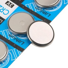 50pcs/Lot CR2032 3V Cell Battery Button Battery Coin Battery cr 2032 lithium battery For Watches clocks calculators