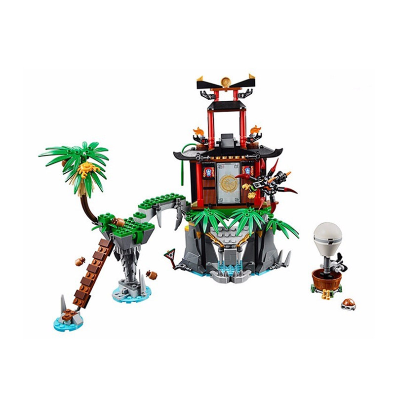 482pcs Phantom JAY Tiger Widow Island Bricks Compatible With 70604 Thunder Swordsman Crocodile Base EnlightenToy Birthday gift<br><br>Aliexpress