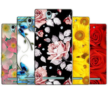 Buy Fashion Painted Hard Plastic Sony Xperia C3 Case Sony Xperia C3 S55T S55U D2533 Dual D2502 Cell Phone Case Cover for $2.79 in AliExpress store